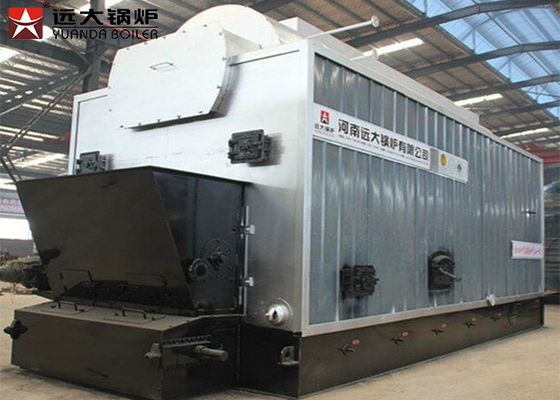 Thermal Power Coal Hot Water Boiler High Heat Efficiency 1MW 2.8MW 7MW