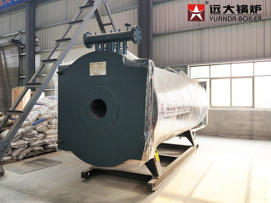 1400kW Thermal Oil Heater Boiler For Plywood Rubber Oil Refinery Industry